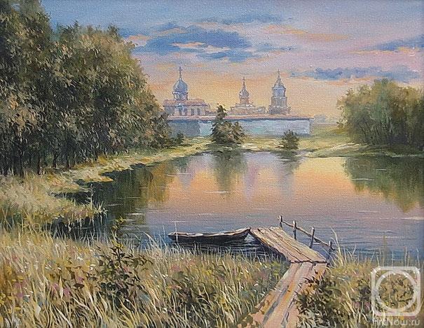 Бал Сергей. Монастырь