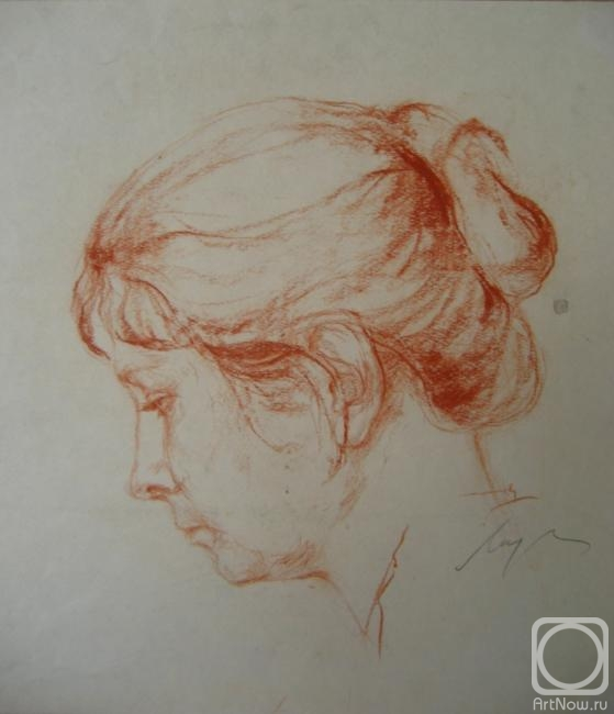 сангина рисунок