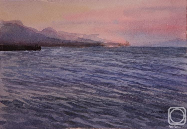 Лесохина любовь черное море