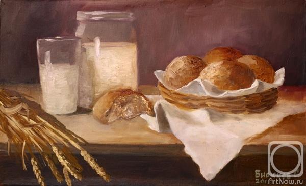 картина хлеб:
