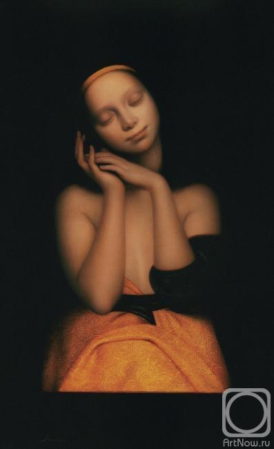 Akasi Olga. By Dream's Lips, in Harmony of Silence