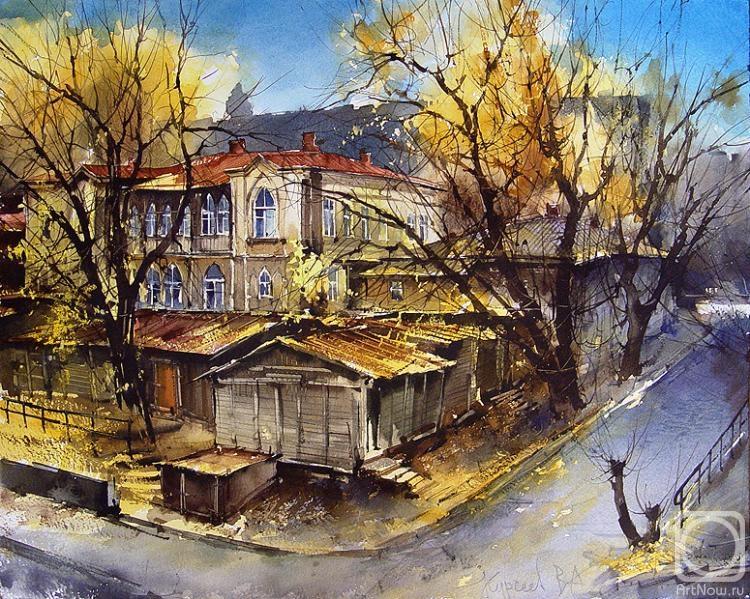 Курсеев Вячеслав. Осень в Саратове