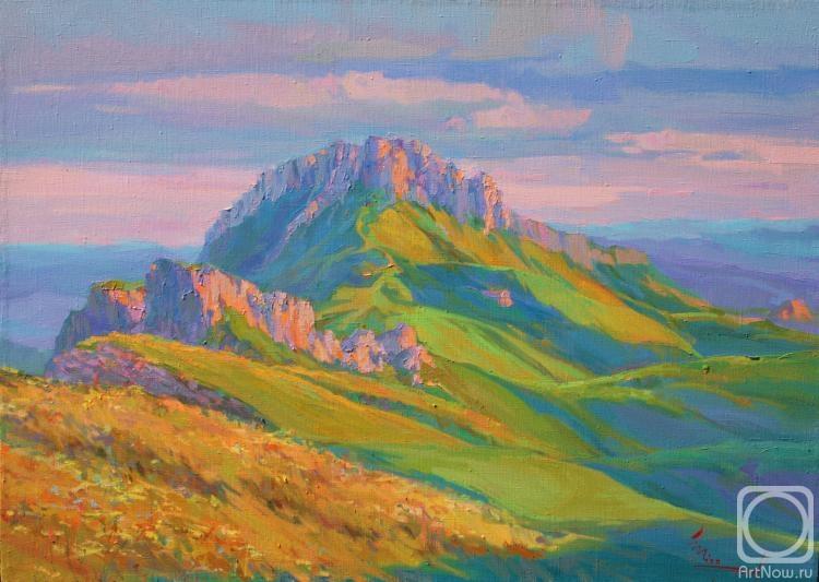 Родина далёких предков горы кавказа