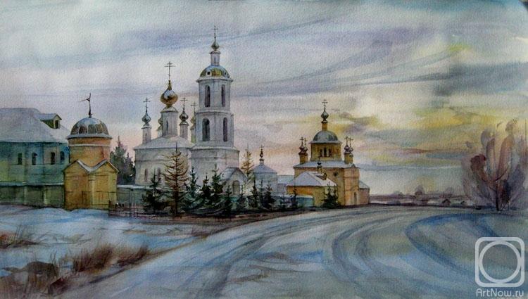 """Теплов Сергей. """"Николо-Шартомский монастырь"""""""