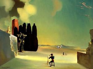 Фонд Сальвадора Дали купил картину художника по рекордной цене