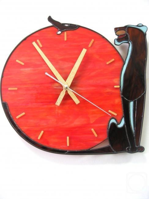 """Макопух Руслан. Часы""""Багира"""""""
