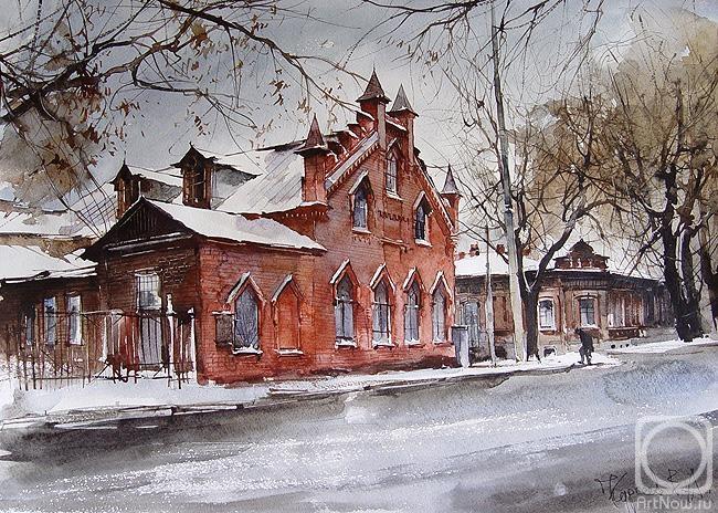 Курсеев Вячеслав. Бывшая колбасная фабрика