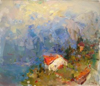 cottage by the sea. Makarov Vitaly
