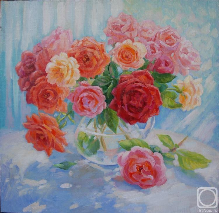 Сидоренко Жанна. Розы радости