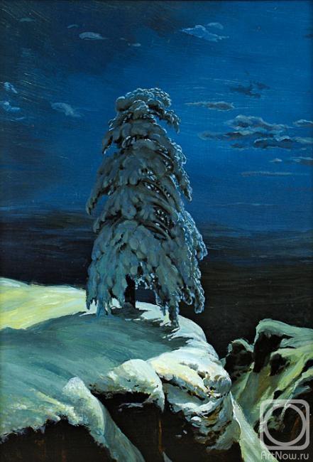 Картины ивана шишкина на севере диком