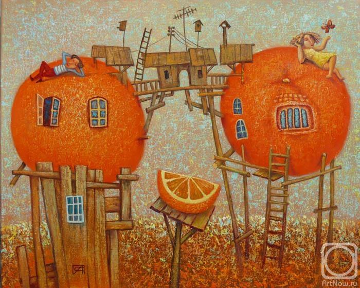 Сулимов Александр. Апельсиния