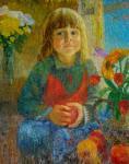 Шубников Павел. Детский портрет