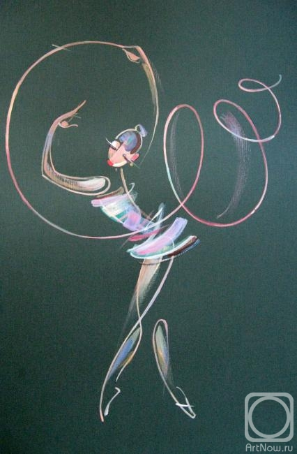 рисунки гимнастика: