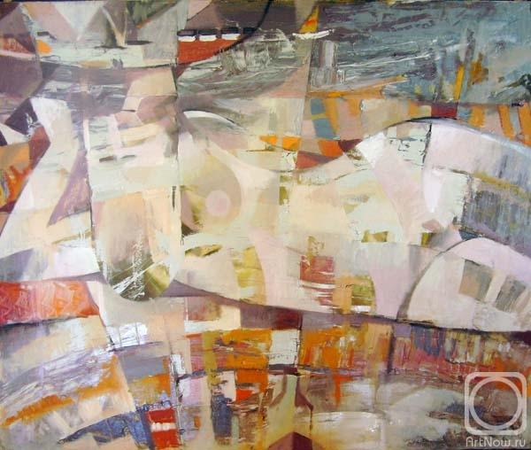 Абстрактная живопись  Андрея Креминского