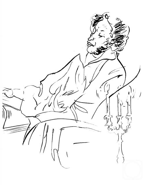 картинки из произведений пушкина карандашом можно праву