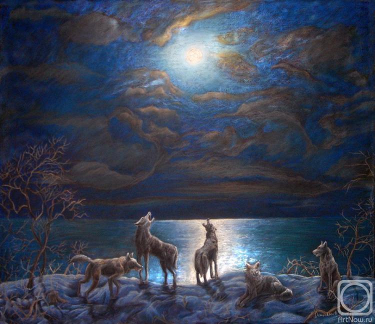 книга волки из страны далеко-далеко тень