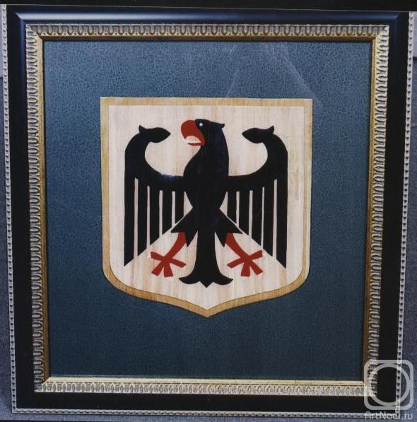 герб германии фото