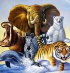 Картины на тему «Животные»
