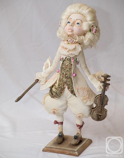 Соколова Надежда. Маленький Моцарт