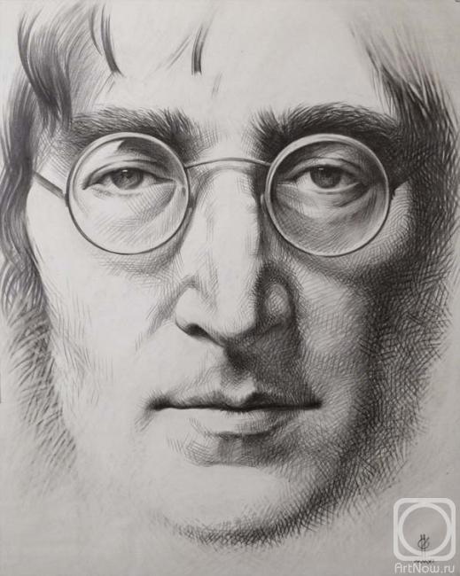 Как рисовать портрет карандашом штрих