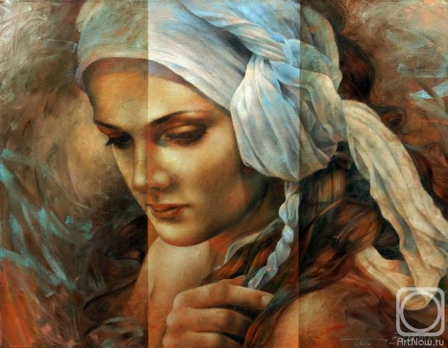 Брагинский Артур. Портрет Дианы