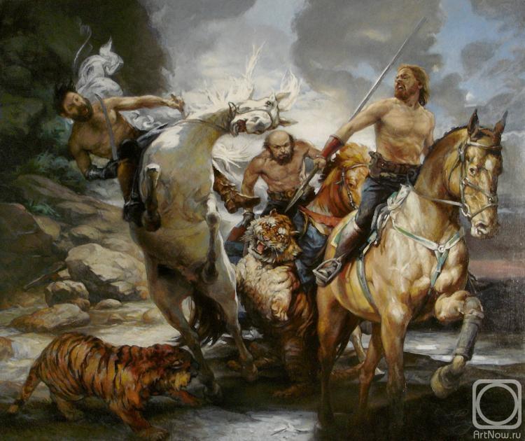 Охота на тигров