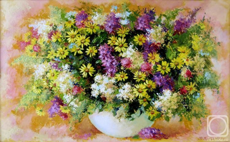 картины цветы букеты: