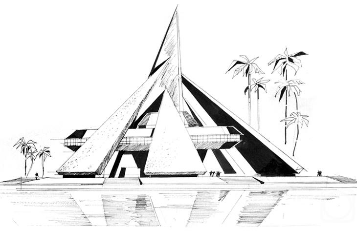 архитектура графика: