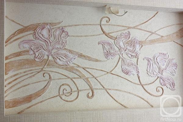 Избранное альбом росписи барельеф