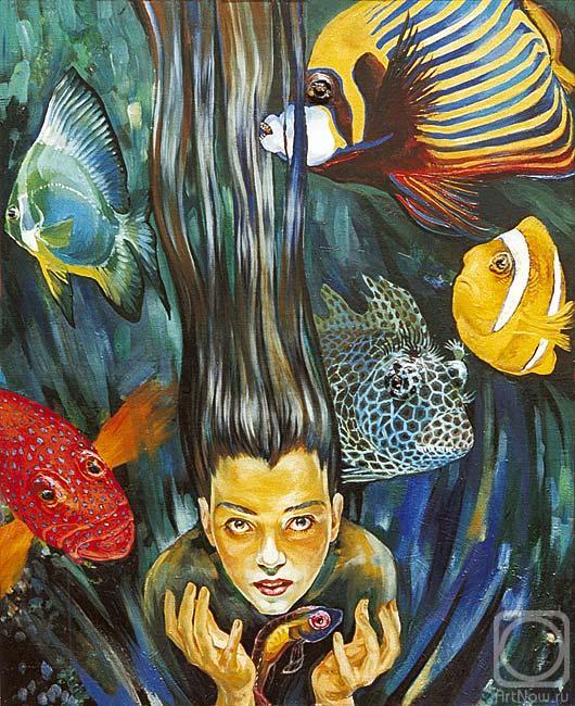 Фаттах Галла. Подводный Мир