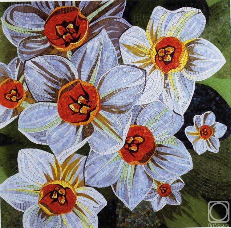 Плесовских любовь цветы