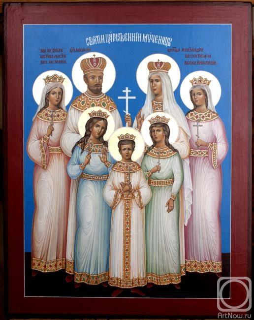 Царская семья. Работы автора ...: artnow.ru/ru/gallery/200/21649/picture/0/591594.html
