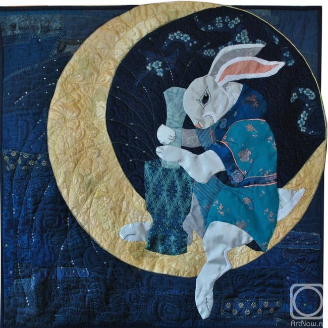 Фомина Ирина. Лунный заяц
