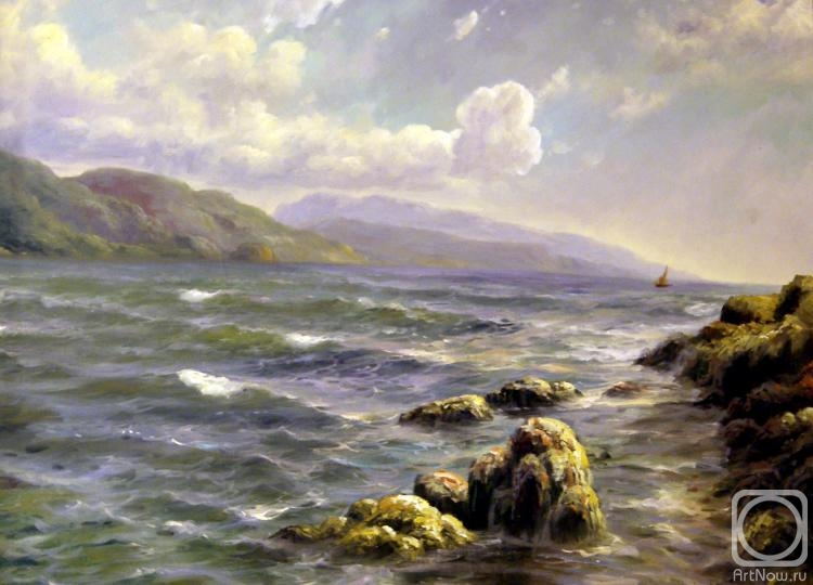 Смородинов Руслан. Море