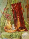 Картина Плетёный натюрморт - Рощина-Егорова Оксана.
