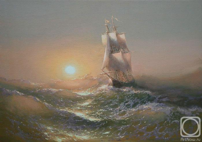 Иваненко Михаил. Попутный ветер