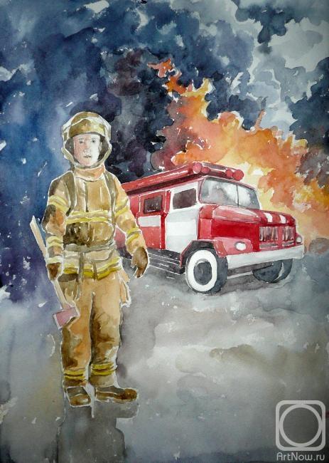 Картинки о спасателях мчс для детей, видео
