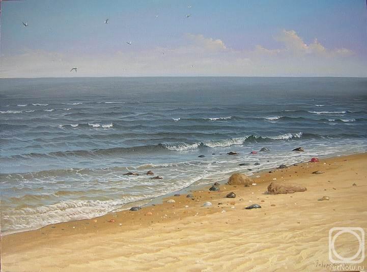 Игорь заборских морские пейзажи