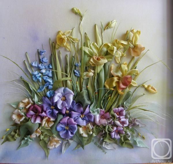 Юклянчук Анжела. Весна