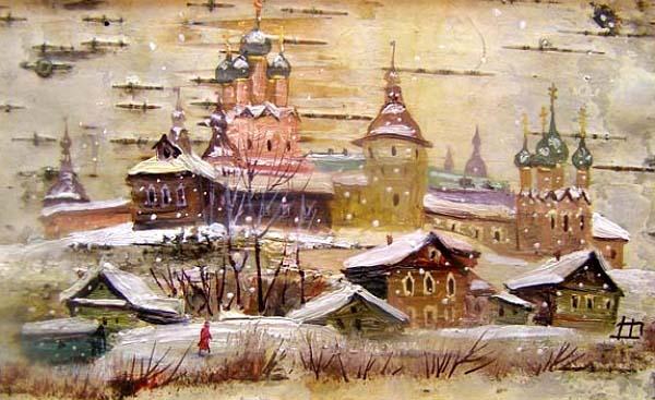 Герасимов Владимир. Ростов Великий (7)