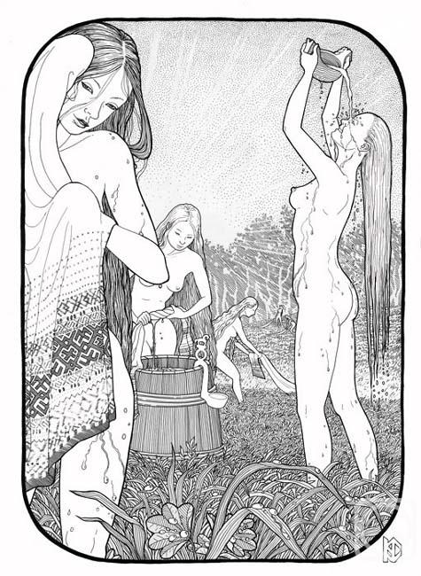 свежая фото голых баб в древней руси все готовы