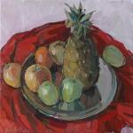 Apples and Pineapple. Zhukova Juliya