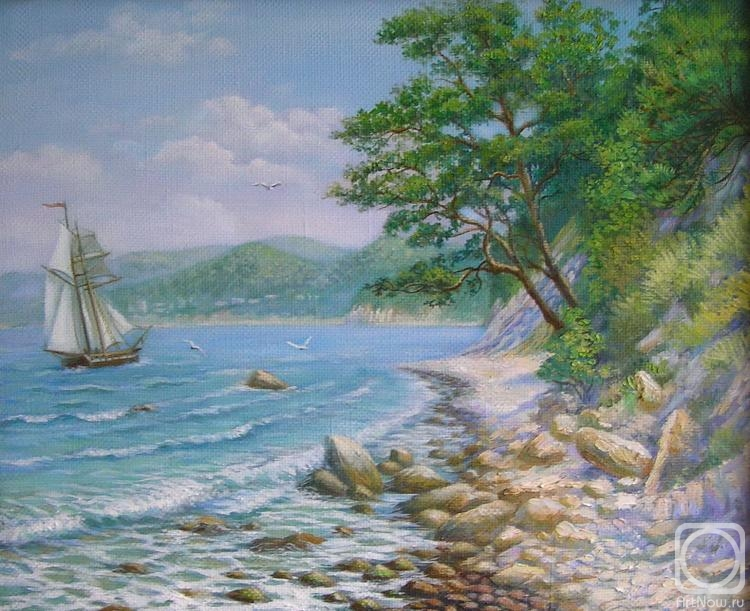 Сидоренко Жанна. Дикий пляж