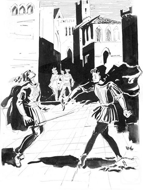 ромео и джульетта в живописи: