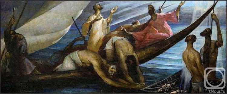 апостолов был рыбаком