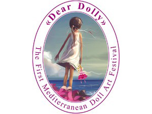 "The First Mediterranean Doll Art Festival ""Dear Dolly"". Барселона, Испания. 20-21.06.2012г."