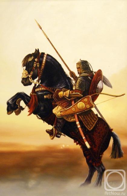 Смородинов Руслан. Воин