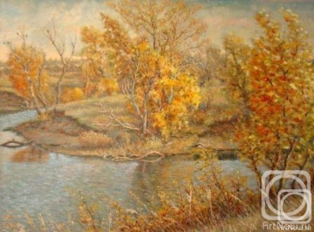 Лукашев Владимир. Осень золотая