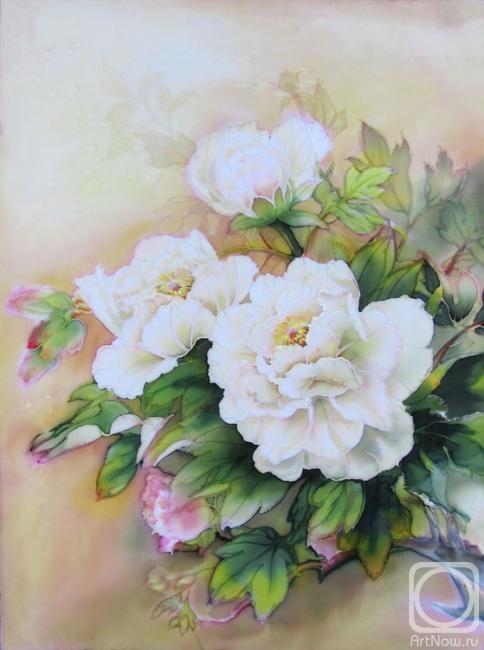 Восточные цветы