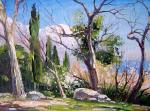 Livadiya, remembering the Crimea. Gerasimov Vladimir